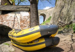 Půjčovna raftů Vltava