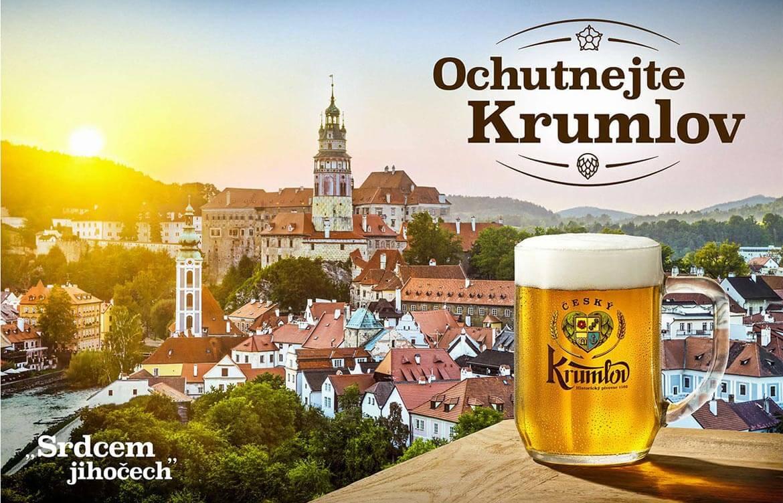 Krumlov - brewery