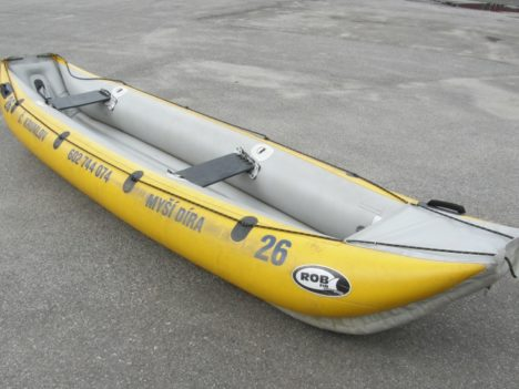 Raft - půjčovna raftů Vltava
